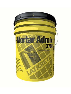 3701 Latex Mortar Admix