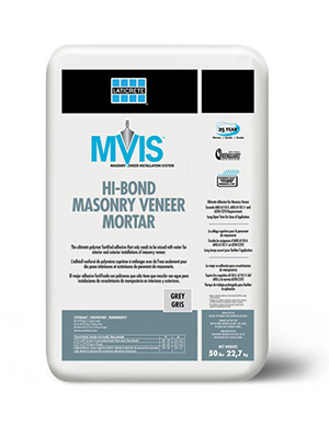 High Bond Masonry Veneer Mortar