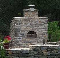 Customized Outdoor Fireplaces Mason S Masonry Supply