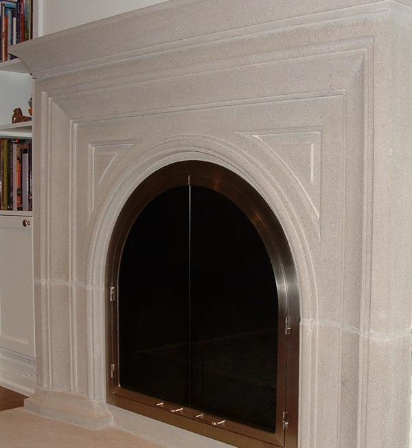 Close Fireplace Doors Fireplaces