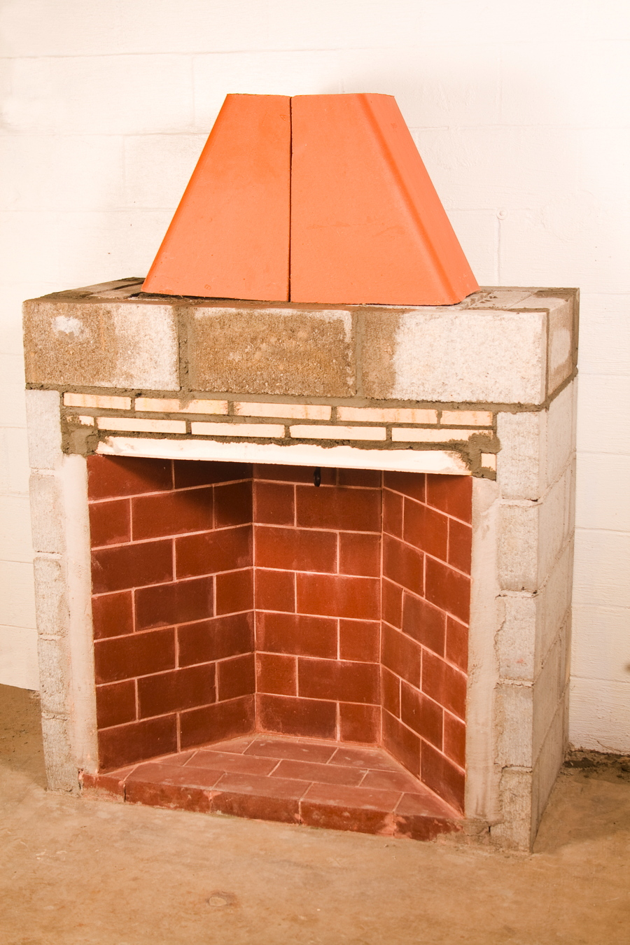 Rumford fireplaces mason39s masonry supply for Fireplace chimney construction