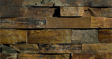 Outback Brown Ledgestone