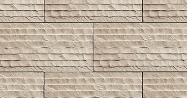 Chiseled Limestone Cream